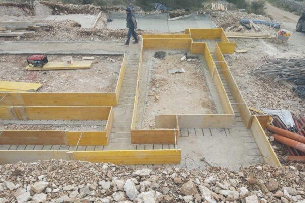 2.Gradnja privatne Vile s bazenom u Rogoznici wall