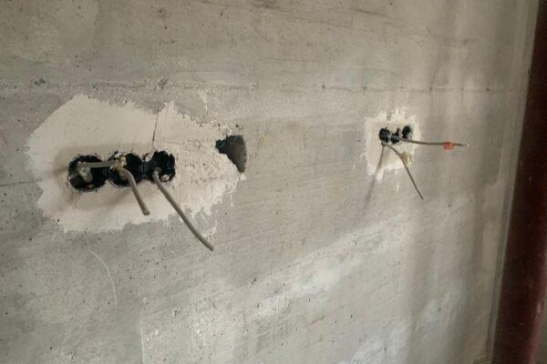 betonski radovi na višestambenoj građevini